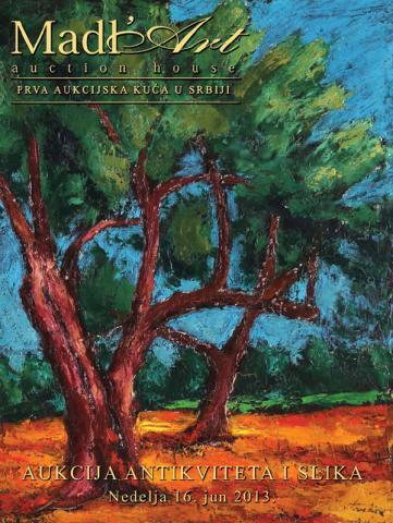 Ktalog 31. aukcije slika i antikviteta